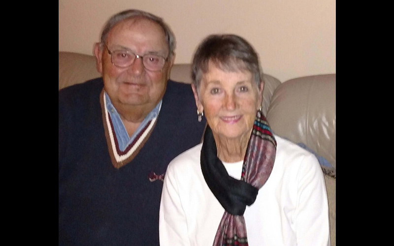 Dave & Carol Cox of Westbrook Village in Peoria, AZ – Valued Client Since 2000